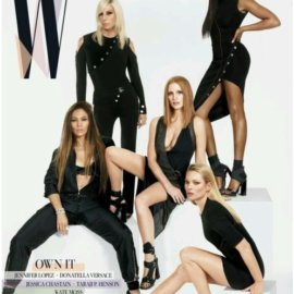 W magazine: From Waif to Woman